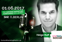 Wir stellen vor – Helge Ruff von 1-2-social!