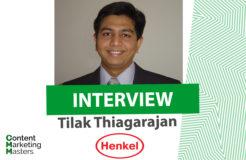 Speaker-Interview mit Tilak Thiagarajan