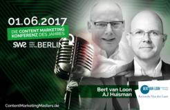 Wir stellen vor – Bert van Loon und AJ Huisman