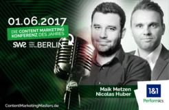 Wir stellen vor – Nicolas Huber & Maik Metzen