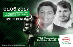 Wir stellen vor – Tilak Thiagarajan und Matthäus Michalik