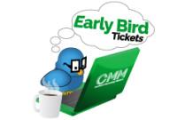 Content Marketing Masters 2015 – Ticketverkauf gestartet