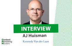 AJ Huisman im Speaker-Interview
