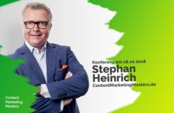 Wir stellen vor: Stephan Heinrich
