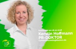 Interview: Dr. Kerstin Hoffmann