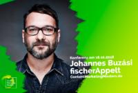 Interview: Johannes Buzási
