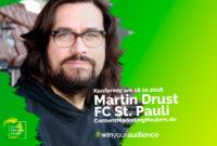 Wir stellen vor: Martin Drust