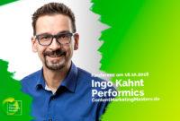 Wir stellen vor: Ingo Kahnt