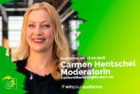 Wir stellen vor: Carmen Hentschel