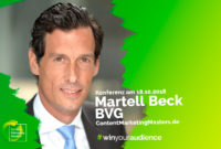 Interview: Dr. Martell Beck