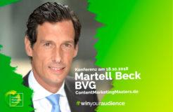 Interview: Dr. Martell Beck