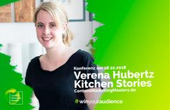 Wir stellen vor: Verena Hubertz