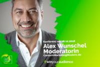 Wir stellen vor: Alex Wunschel