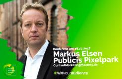 Interview Markus Elsen