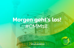 Content Marketing Masters 2018: Get ready!