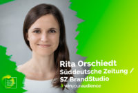 Wir stellen vor: Rita Orschiedt