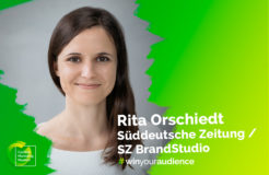 Interview Rita Orschiedt