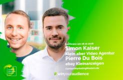 Interview Simon Kaiser und Pierre Du Bois